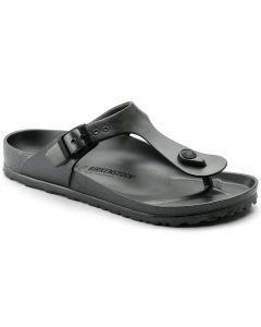BIRKENSTOCK Gizeh EVA Unisex Regular Width Sandals in Anthracite