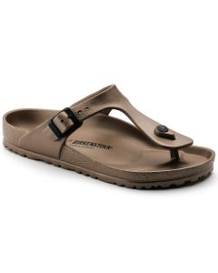 BIRKENSTOCK Gizeh EVA Unisex Regular Width Sandals in Copper