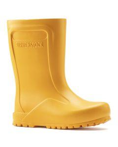 BIRKENSTOCK Derry EVA Kids Regular Width Rain Boots in Scuba Yellow
