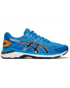 ASICS GT-2000 7 Men's Running Shoe in Directoire Blue/Black