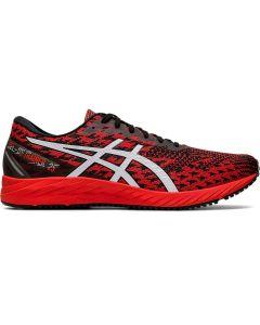 ASICS GEL-DS TRAINER 25 Men's Running Shoe Standard Width in Fiery Red/White