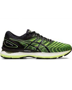 ASICS GEL-NIMBUS 22 Men's Running Shoe in Safety Yellow/Black