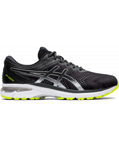 ASICS GT-2000 8 LITE-SHOW Men's Running Shoe in Black/Pure Silver