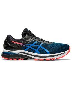 ASICS GT-2000 9 Men's Running Shoe in Black/Directoire Blue