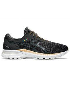 ASICS GT-2000 8 Men's Running Shoe in Black/Graphite Grey