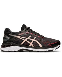 ASICS GT-2000 7 Women's Running Shoe in Black/Breeze