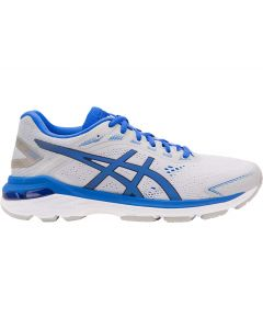 ASICS GT-2000 7 LITE-SHOW Women's Running Shoe in Mid Grey/Illusion Blue
