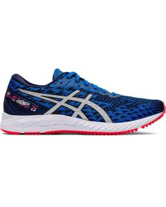 ASICS GEL-DS TRAINER 25 Women's Running Shoe in Ocean Electric Blue/Pure Silver