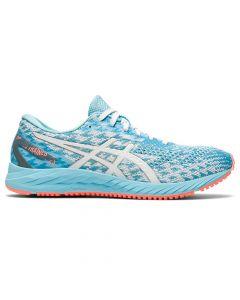 ASICS GEL-DS TRAINER 25 Women's Running Shoe in Ocean Decay/White