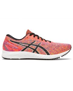 ASICS GEL-DS TRAINER 25 Women's Running Shoe in Sunrise Red/Black