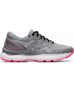 ASICS GEL-NIMBUS 22 LITE-SHOW Women's Running Shoe in Sheet Rock