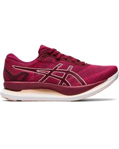 ASICS GLIDERIDE Women's Running Shoe in Rose Petal/Breeze
