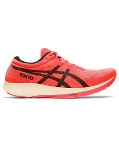 ASICS METARACER TOKYO Women's Running Shoe in Sunrise Red/Black