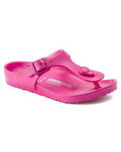 BIRKENSTOCK Gizeh EVA Kids Narrow Width Sandals in Beetroot Purple