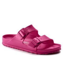 BIRKENSTOCK Arizona EVA Women's Narrow Width Sandals in Beetroot Purple