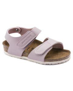 BIRKENSTOCK Palu Birko-Flor Kids Regular Width Sandals in Mauve