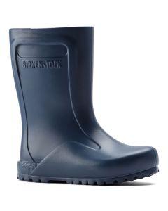 BIRKENSTOCK Derry EVA Kids Regular Width Rain Boots in Navy