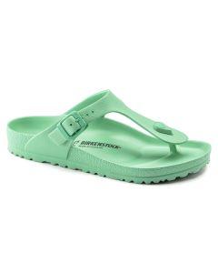 BIRKENSTOCK Gizeh EVA Unisex Regular Width Sandals in Bold Jade