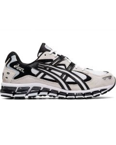 ASICS GEL-KAYANO 5 360 Men's Sportstyle Shoe in White/Black