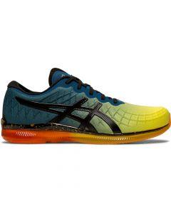 ASICS GEL-QUANTUM INFINITY Men's Sportstyle Shoes in Sour Yuzu/Black