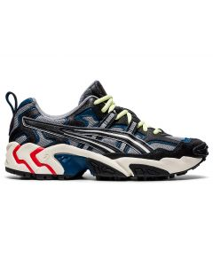 ASICS GEL-NANDI Men's Sportstyle Shoe in Sheet Rock/Black