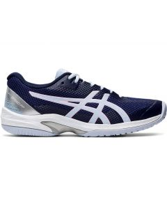 ASICS COURT SPEED FF Women's Tennis Shoe in Peacoat/Soft Sky