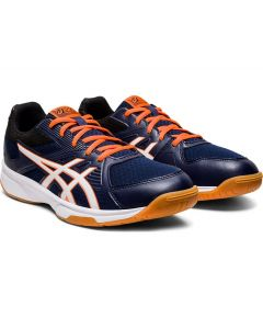ASICS UPCOURT 3 Men's Volleyball Shoe in Peacoat/White