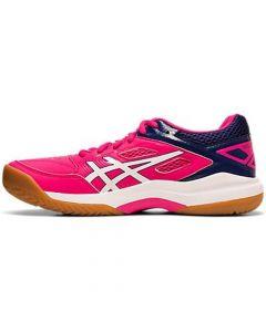ASICS GEL-COURT HUNTER Women's Badminton Shoes in Fuchsia Purple