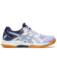 ASICS GEL-ROCKET 9 Women's Volleyball Shoe in White/Vapor