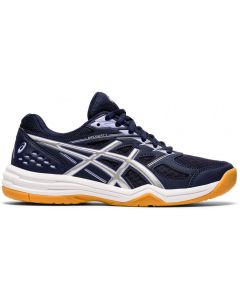 ASICS UPCOURT 4 Women's Volleyball Shoe in Black/White