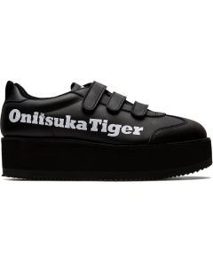 ONITSUKA TIGER Delegation Chunk W Unisex Shoe in Black/White