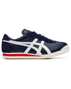 ONITSUKA TIGER Corsair Unisex Shoe in Peacoat/White