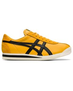 ONITSUKA TIGER Corsair Unisex Shoe in Tiger Yellow/Black