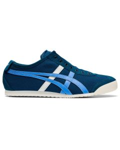ONITSUKA TIGER Mexico 66 Slip-on Unisex Shoe in Mako Blue