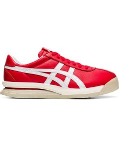 ONITSUKA TIGER Corsair EX Unisex Shoe in Classic Red/White