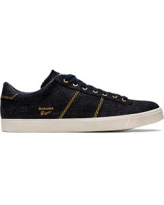 ONITSUKA TIGER Lawnship 3.0 Unisex Shoe in Midnight