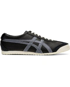 ONITSUKA TIGER Mexico 66 Unisex Shoe in Black/Metropolis