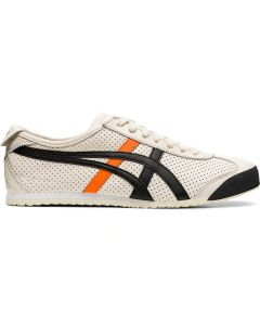 ONITSUKA TIGER Mexico 66 Unisex Shoe in Birch/Black