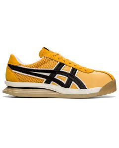 ONITSUKA TIGER Corsair EX Unisex Shoe in Tiger Yellow/Black