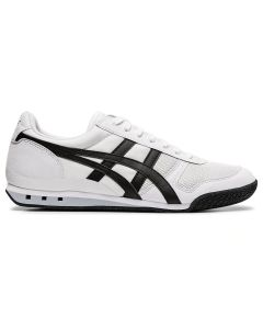 ONITSUKA TIGER Ultimate 81 Unisex Shoe in White/Black