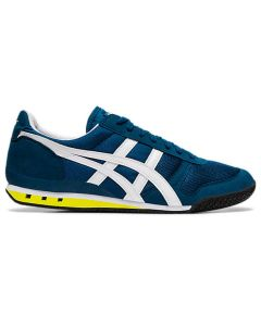 ONITSUKA TIGER Ultimate 81 Unisex Shoe in Mako Blue/White