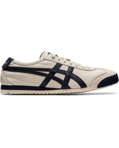 ONITSUKA TIGER Mexico 66 SD Unisex Shoe in Birch/Peacoat