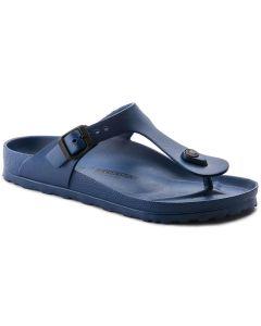 BIRKENSTOCK Gizeh EVA Unisex Regular Width Sandals in Navy