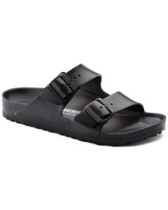 BIRKENSTOCK Arizona EVA Men's Regular Width Sandals in Black