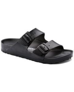 BIRKENSTOCK Arizona EVA Women's Narrow Width Sandals in Black