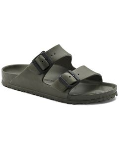BIRKENSTOCK Arizona EVA Men's Regular Width Sandals in Khaki