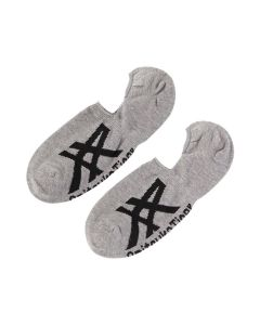 ONITSUKA TIGER Invisible Unisex Sock in Feather Grey
