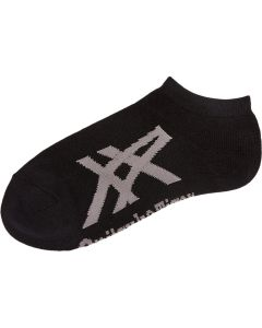 ONITSUKA TIGER Ankle Sock Unisex in Performance Black