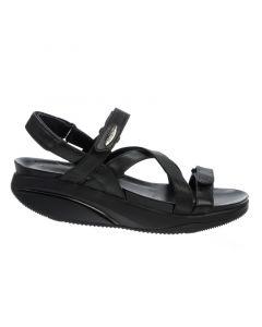 MBT KIBURI Women's Casual Sandal in Black