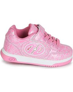 HEELYS Plus X2 Lighted Roller Sneaker in Pink